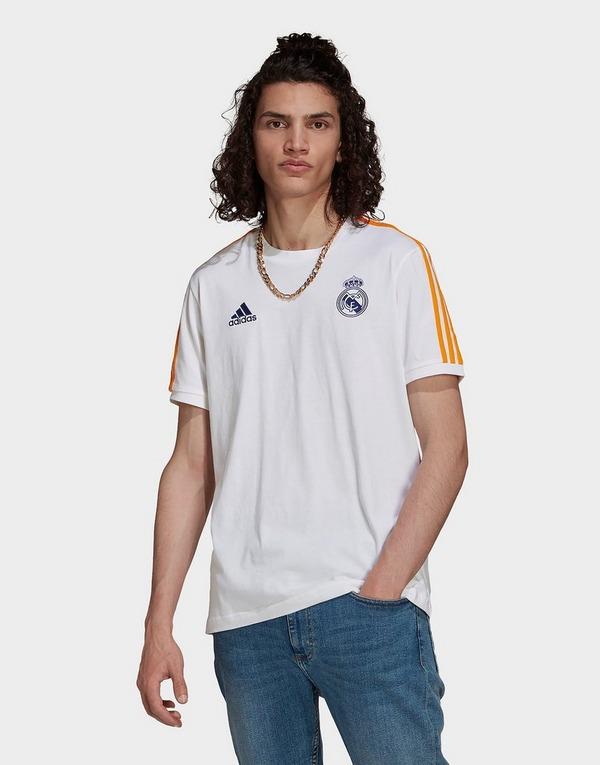 adidas Real Madrid 3-Stripes T-Shirt
