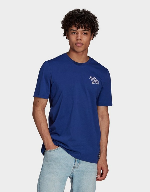 adidas Real Madrid Graphic T-Shirt
