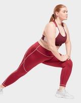 Reebok workout ready big logo leggings (plus size)