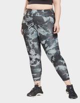 Reebok myt printed leggings (plus size)