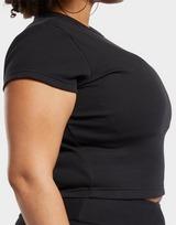 Reebok classics ribbed t-shirt (plus size)