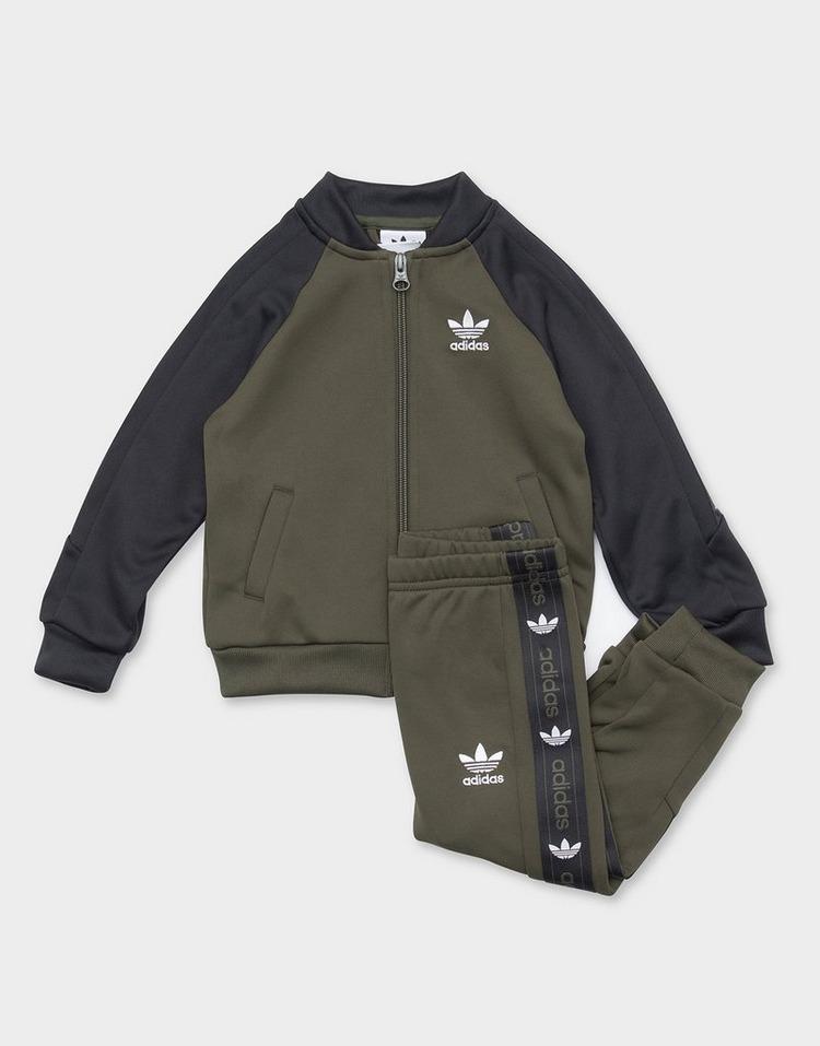 adidas Originals On Edge Track Suit Infant's