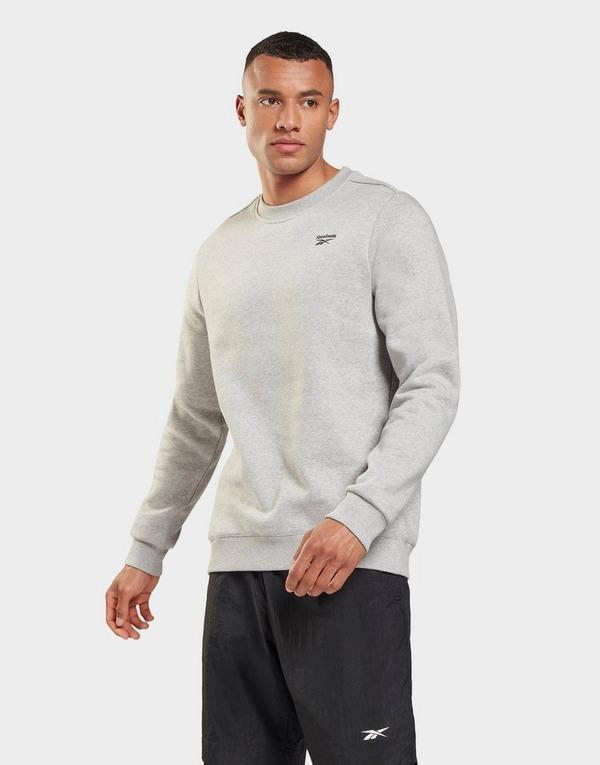 Reebok reebok identity crew sweatshirt