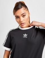 adidas Originals เสื้อแขนสั้นผู้หญิง Trefoil Bf