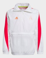 adidas AEROREADY x Football-Inspired Half-Zip Track Top