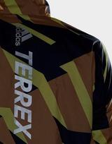 adidas Terrex Parley Agravic WIND.RDY Windbreaker