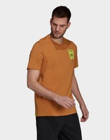 adidas Terrex Patch Mountain Graphic T-Shirt