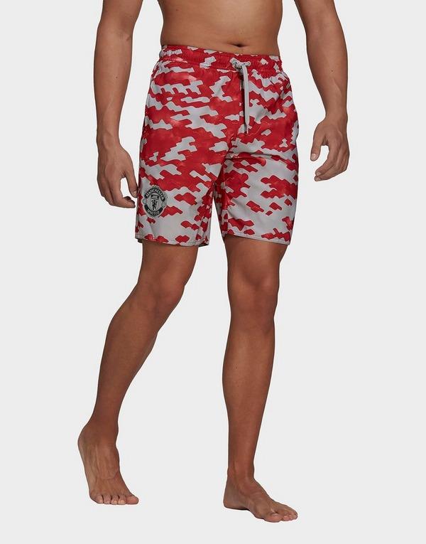 adidas Manchester United Swim Shorts