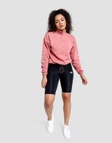 adidas Originals Quarter-Zip Over-The-Head Crew Sweatshirt