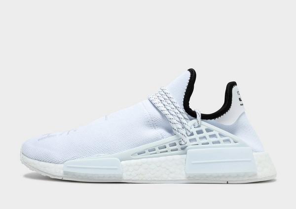 reposo Razón Para aumentar  Buy White adidas Originals x Pharrell Williams Human Race NMD