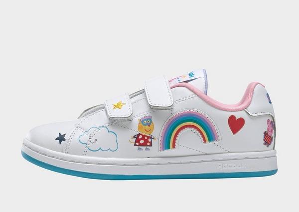 Reebok peppa pig reebok royal complete cln 2 shoes