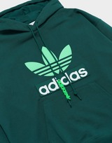 adidas Originals เสื้อแขนสั้น Big Trefoil