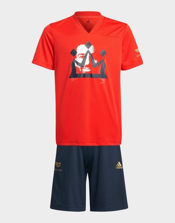 adidas Salah Football-Inspired Summer Set