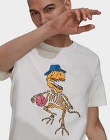 adidas Originals เสื้อผู้ชาย 5 Dino T-Shirt