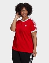 adidas Originals Adicolor Classics 3-Stripes T-Shirt (Plus Size)