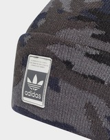 adidas Originals Camo Knit-Cuff Beanie