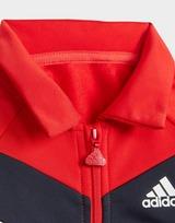 adidas Future Icons Shiny Tracksuit