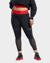 Reebok cardi b 7/8 leggings (plus size)