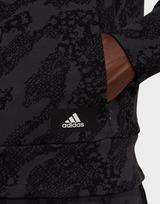 adidas Sportswear Future Icons Animal Print Track Top