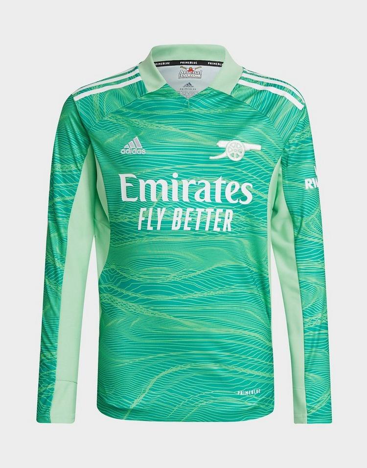 adidas Arsenal 21/22 Home Goalkeeper Jersey