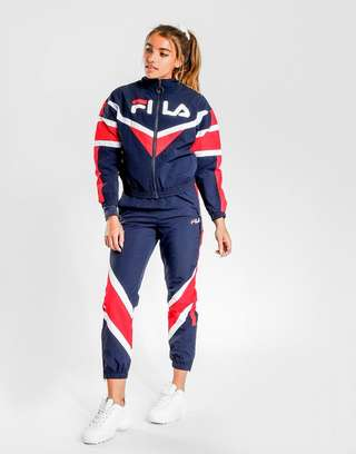 Fila Woven Chevron Track Top | JD Sports