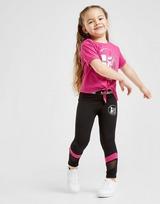 McKenzie Girls' Mini Cleo Mesh Leggings เลกกิ้งเด็กผู้หญิง