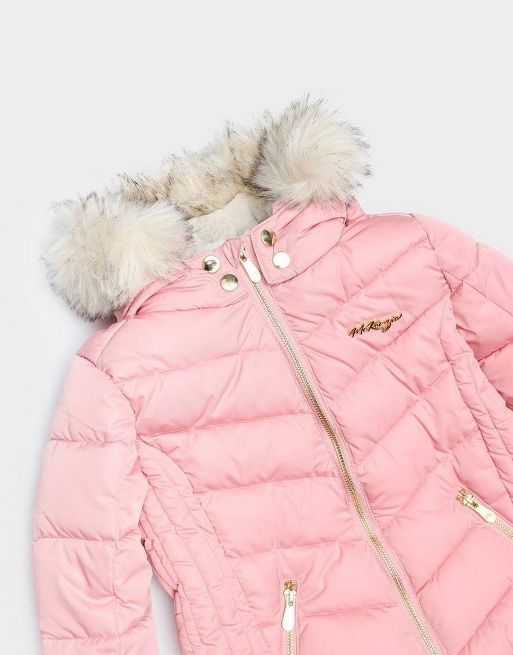 McKenzie Padded Fur Jacket Children's