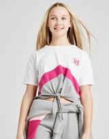 McKenzie Girls' Bailey Knot Panel T-Shirt Junior