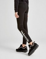 McKenzie Girls' Kendall Rainbow Leggings Junior เลกกิ้งเด็กโต