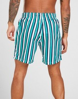 McKenzie Ugo Stripe Swim Shorts