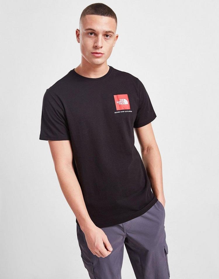 The North Face เสื้อยืดผู้ชาย Fine Box T-Shirt