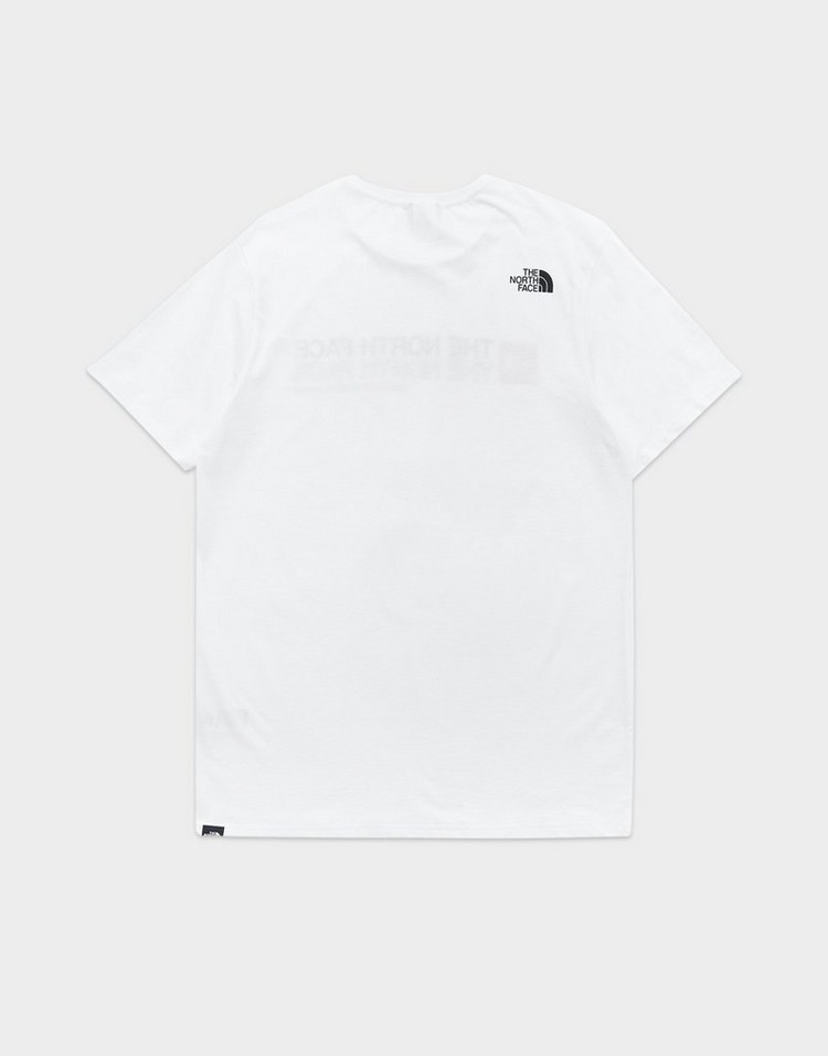 The North Face เสื้อยืดผู้ชาย Stack Logo T-Shirt