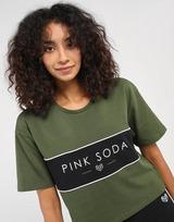 Pink Soda Sport Hermanos Panel T-Shirt