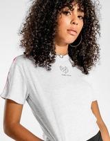 Pink Soda Sport Kendal Crop Tape T-Shirt