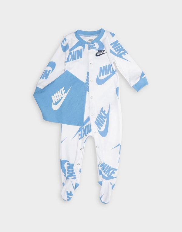 c69ee68703 NIKE Sportswear Footed Coverall & Bib Set Infant | JD Sports