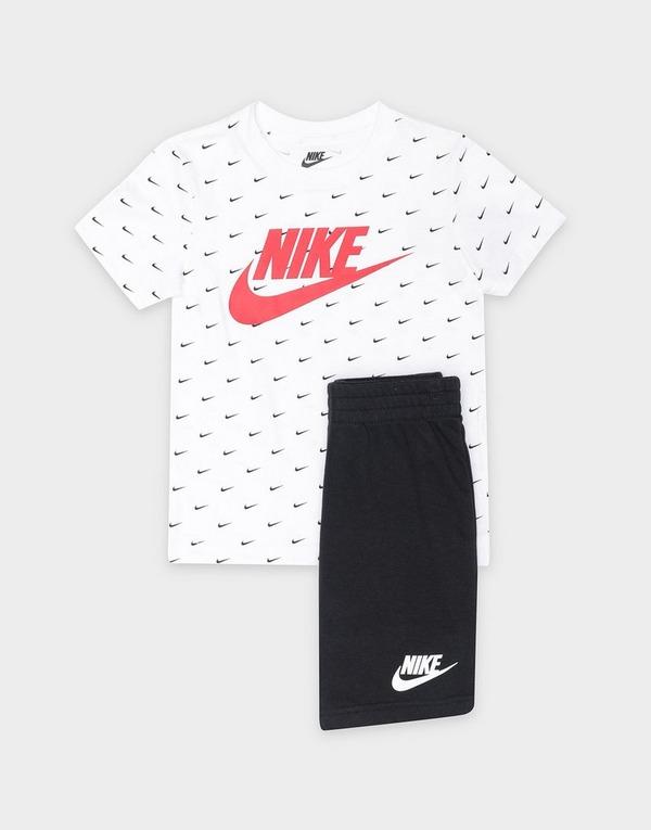 Nike All Over Print T-Shirt Set Children's
