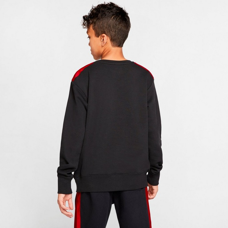 Jordan Hybrid Crew Sweatshirt Junior's