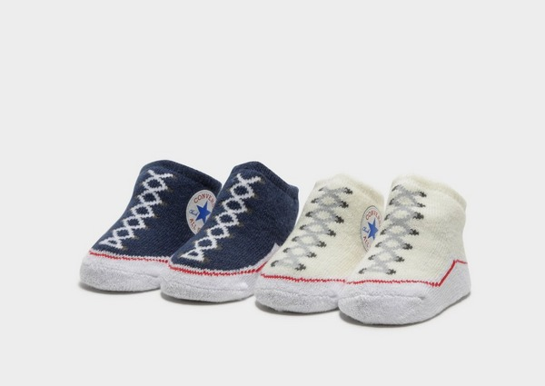 Buy Blue Converse All Star Booties Infants' | JD Sports