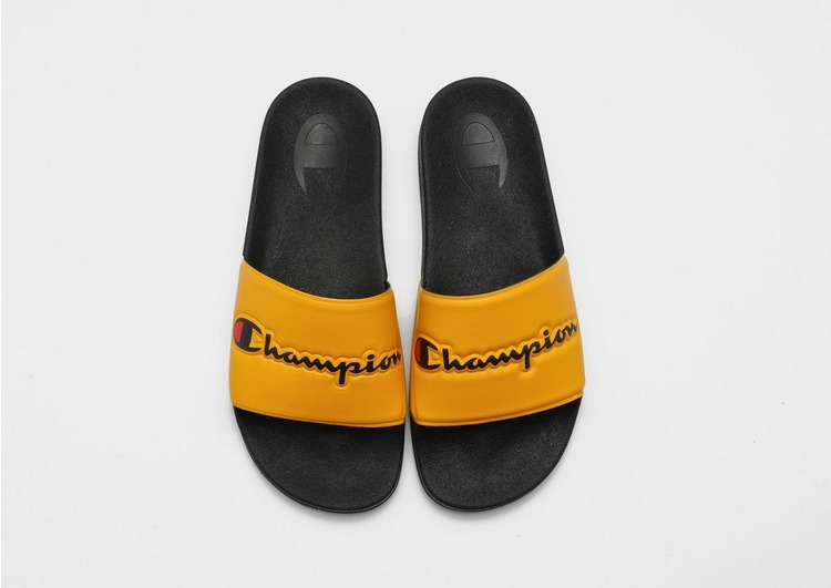 Champion รองเท้าแตะ Varsity Slides 2.0