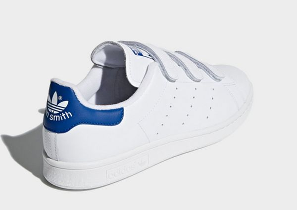 adidas Originals Footwear Stan Smith Trainers All White