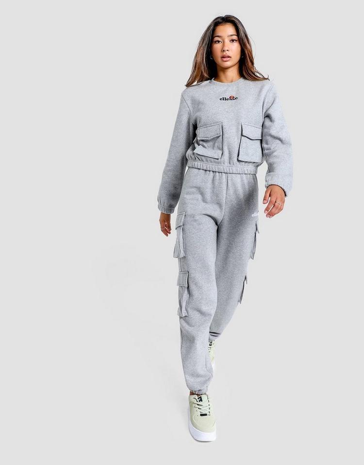 Ellesse Utility Crop Sweatshirt