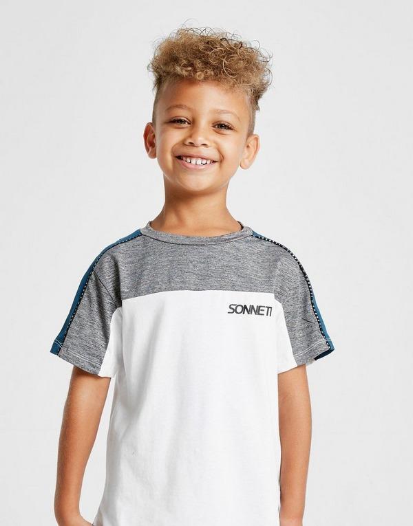 Sonneti เสื้อยืดเด็กเล็ก Mini Como Poly Mix