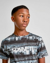 Sonneti New York Postcard T-Shirt Junior เสื้อยืดเด็กโต