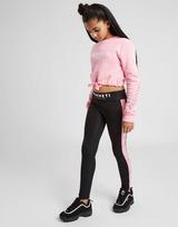 Sonneti Girl's Naomi Ruched Leggings Junior