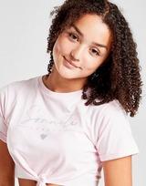 Sonneti Girls' Aster Knot T-Shirt Junior