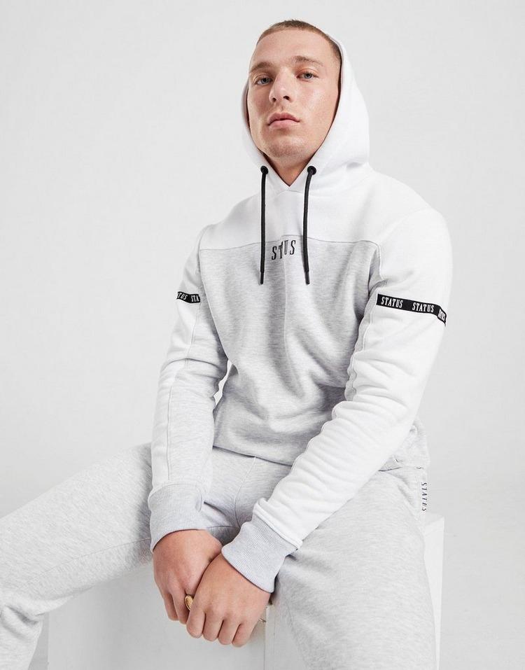 Status เสื้อฮู้ด Rosser Fleece