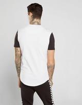 Supply & Demand Stripe T-Shirt เสื้อยืดผู้ชาย
