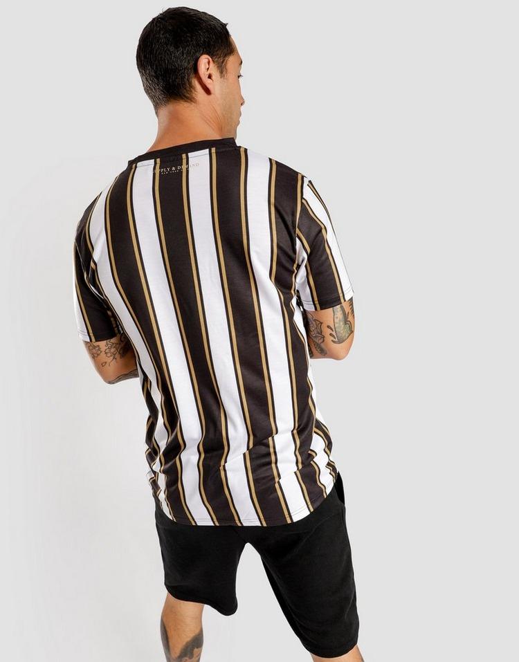 Supply & Demand Stripe T-Shirt