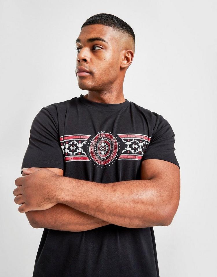 Supply & Demand เสื้อแขนสั้นผู้ชาย Diversity