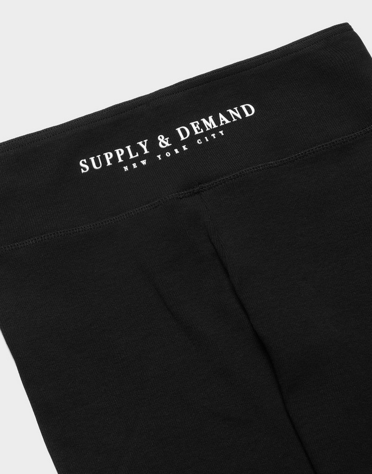 Supply & Demand กางเกงเลกกิ้ง Lander Rib